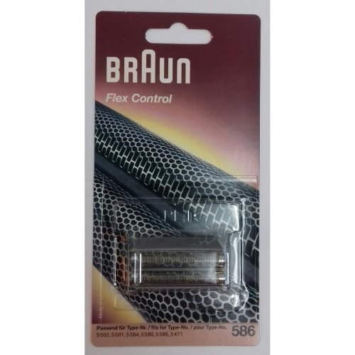 Braun Foil Pack for F586