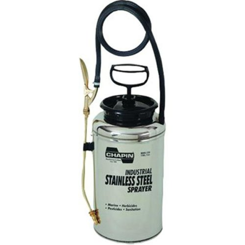 Chapin 139-1739 General Industrial Sprayer 2 Gal Stainless S