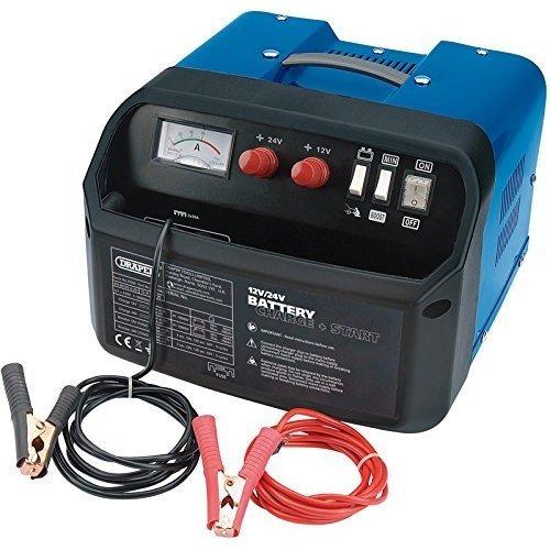 12/24v 180a Starter Charger - Draper Battery 1224v Starter 25355 -  draper battery 180a 1224v startercharger 25355