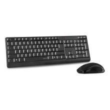 SpeedLink Niala Wireless Keyboard and Mouse Deskset USB Nano Receiver