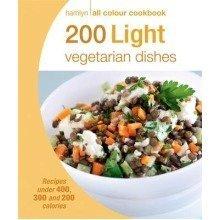 200 Light Vegetarian Dishes