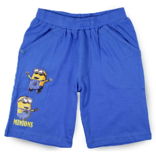 Minions Shorts - Blue