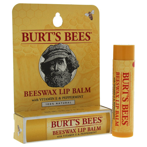 Beeswax Lip Balm by Burts Bees for Unisex - 0.15 oz Lip Balm