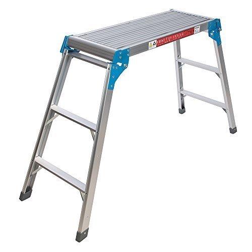 Silverline Step-Up Platform 537366 | 3 Step Work Platform