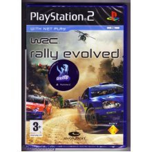 WRC Rally Evolved (PS2)
