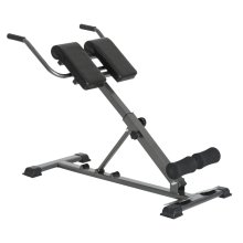 Homcom Abs Bench Hyper extension Abdominal Training and Back Exercise