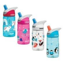 Camelbak Eddy Kids 400ml/12oz spill proof water bottle - Ltd Winter edition