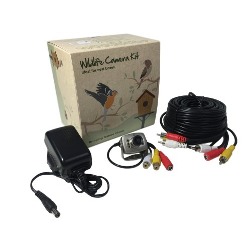 Wired CMOS Bird Box Camera Kit 20m
