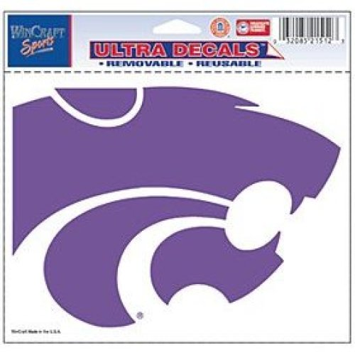 Wall Decals NCAA Multi-Use Colored Decal