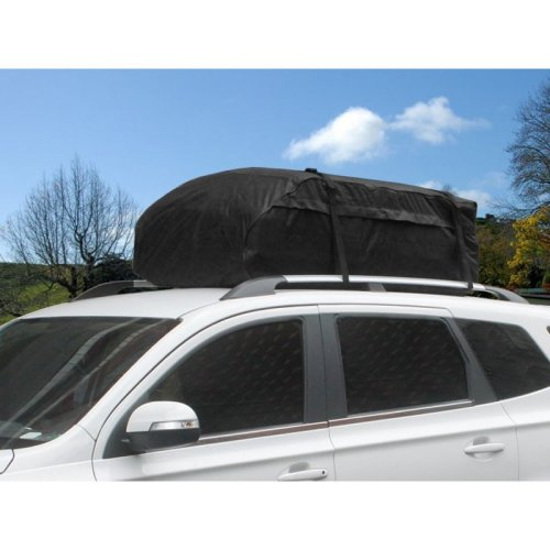 Car Roof Bag Cargo Top Box 458 Litre X-Large Water Resistance Van Storage