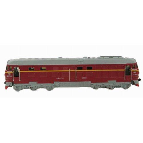 Simulation Locomotive Toy Model Trains Toy Train, Red (23*4*5.5CM)