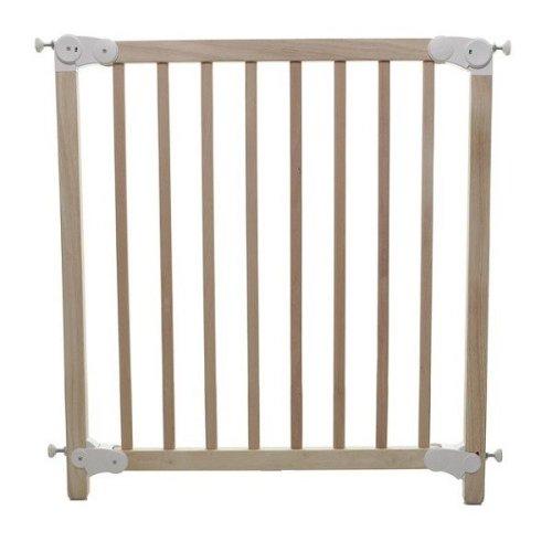 Dreambaby San Siro Wooden Baby Safety Barrier 74-82cm Pressure Fit