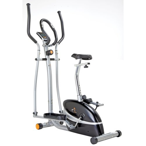 V-fit MCCT-1 2-in-1 Magnetic Cycle-Cross Trainer