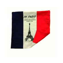 Western Style Throw Pillow Cover Decorative Cushion Covers, The Eiffel Tower