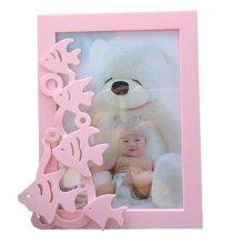 Lovely Fish Baby&Kids Picture Frame Photo Frames Plastic Frames,Pink