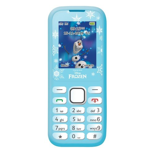 Lexibook GSM20FZ Disney Frozen Dual Sim Mobile Phone
