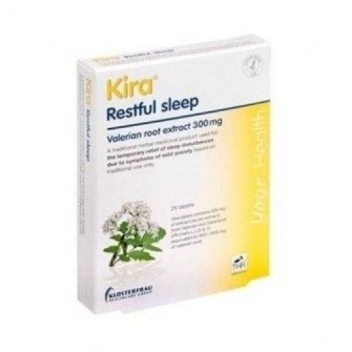 Klosterfrau - Kira Restful Sleep 30 tablet