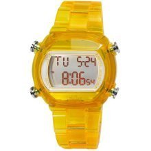 Adidas Yellow Candy Digital Ladies Watch ADH6505