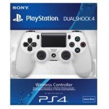 PlayStation 4 Dualshock 4 Wireless Controller (Glacier White)