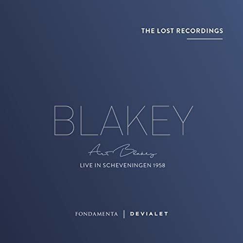 Art Blakey - Blakey: Live In Scheveningen [Art Blakey; Lee Morgan; Benny Golson; Bobby Timmons; Jymie Merritt] [Fondamenta: FON-1804034] [CD]