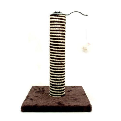 Acticat Premo Deluxe Scratch Post Chocolate 30.5x30.5x45cm