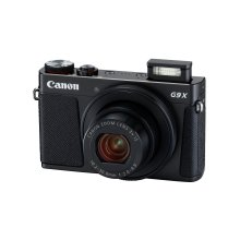 Canon G9X II Digital Camera - Black | Ultra-Compact Camera