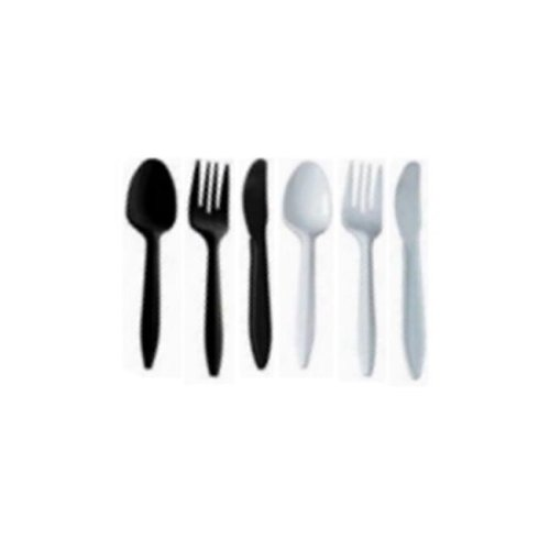 Prime Source 75002966 Fork Primesource Individually Wrapped, Black - Case of 1000