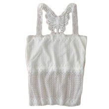 Women's Lace Camisoles Lingerie Seamless Stretchy Tube Bra Top -A18