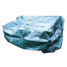 Silverline 3-seater Bench Cover 1600 x 750 x 780mm - 691790 -  x bench cover silverline 750 1600 691790 780mm