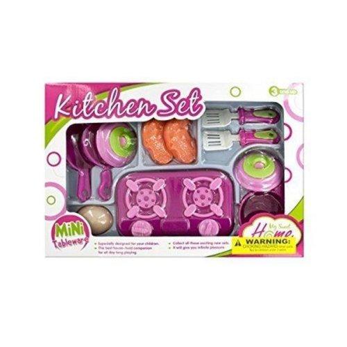 Mini Kitchen Stove Play Set