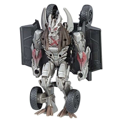 Transformers The Last Knight 1-Step Turbo Changer Decepticon Berserker