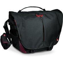 Manfrotto Bumblebee M-30 Pro Light Messenger Bag for DSLR Camera - Black