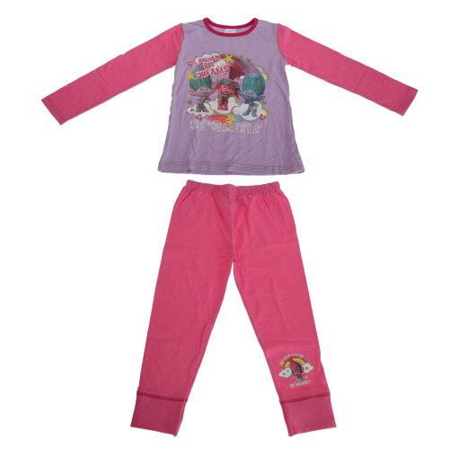 Trolls Princess Childrens/Kids Dreams Pyjama Set