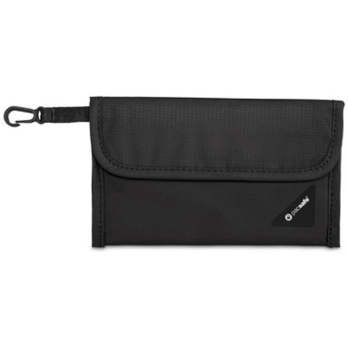 Pacsafe Coversafe V50 RFID Blocking Passport Protector (Black)