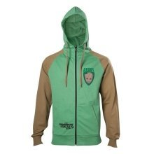 Guardians Of The Galaxy 2 Groot Hooded Zip Green/Brown S Size (HD571041GOG-S)