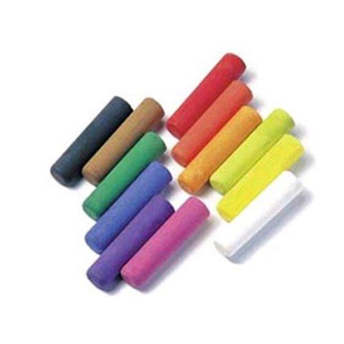 Dixon Ticonderoga DIX15360 Prang Freart Artist Chalk 12 Color- Box