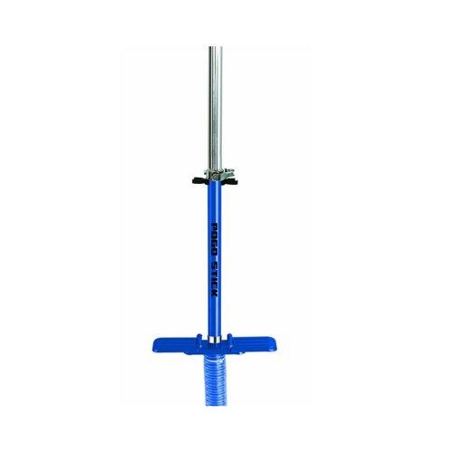 Pogo Stick - extendable - Blue