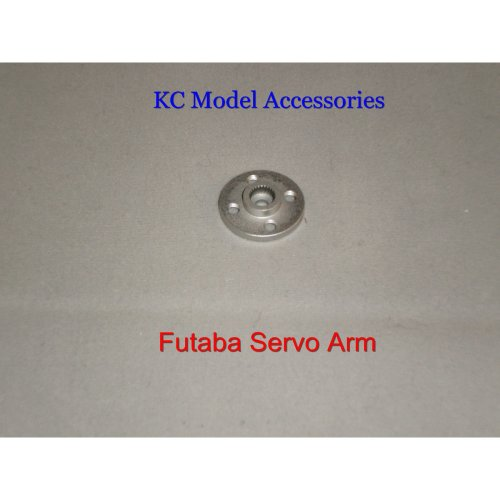 Servo Arm Futaba Aluminium 20mm Round 25T