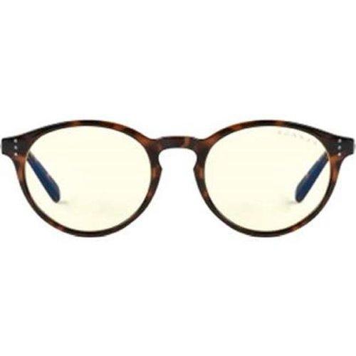 Gunnars ATT-02301 Attache Computer Eyeglasses Tortoise Fram & Amber Lens