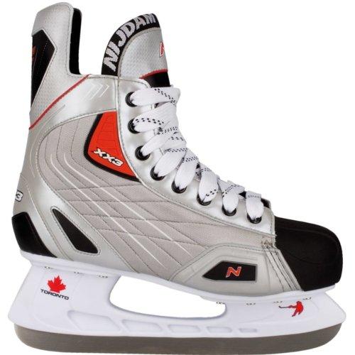 Nijdam Ice Hockey Skates Size 44 Polyester 3385-ZZR-44