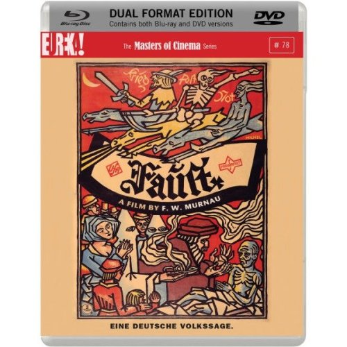 Faust - Dual Format Edition (masters of Cinema)