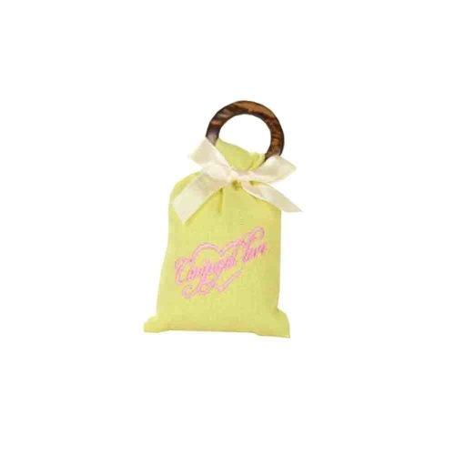 4PCS Jasmine Random Packing Air Purifying Bags Deodorizer