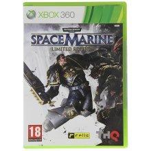 Warhammer 40,000 Space Marine Limited Edition