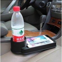 Universal Portable Car Beverage Cup Holder Storage Boxes Vehicle Seat Gap Organizer Shelving