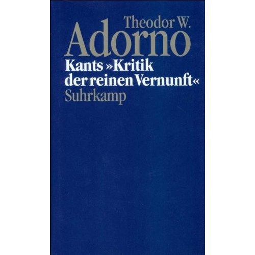 Nachgelassene Schriften.: Kants ' Kritik der reinen Vernunft' (1959)