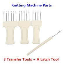 Transfer Tools Latch Tool Set For Bulky Gauge 9mm Knitting