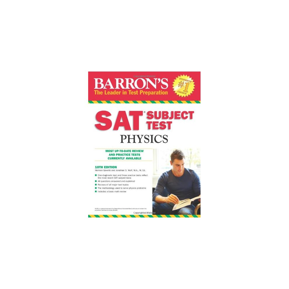 barrons sat subject test math level 2 14th edition