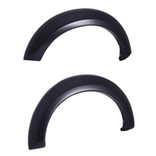 EGR 751504R Rugged Look Fender Flare Set of 2 No-Drill - Rear
