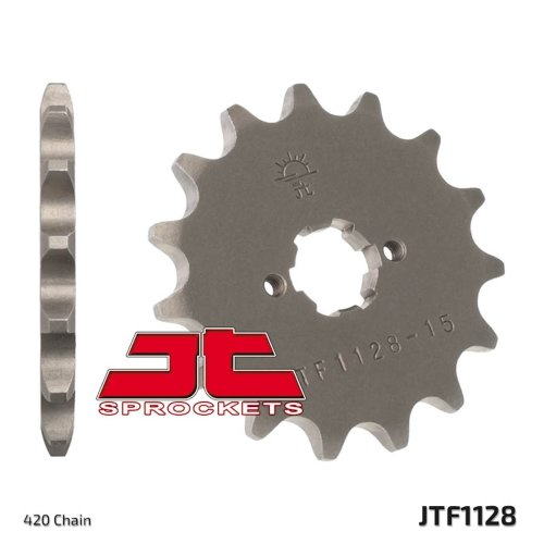 JT 11 tooth front sprocket for Aprilia RS RS4 RX SX 50 Derbi GPR Senda