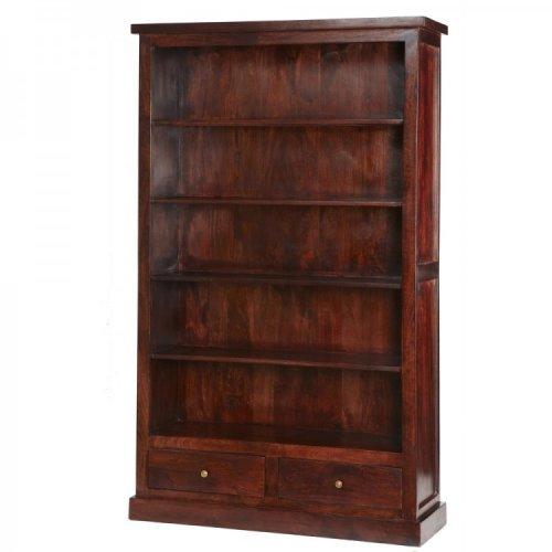Jaipur Dark Mango Furniture Large Bookcase